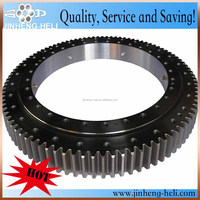 High quality JB/2300-2011 S48C turntable slewing bearing for deck crane