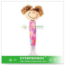 Novelty Design Goofy Pen - Girl For Fun