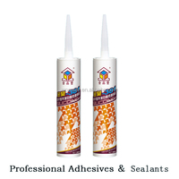 Ceramic silicone adhesive glue for window frame/tiling/aluminum/glass