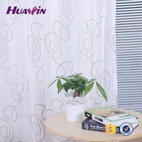 fancy curtains with embroidery,latest curtain designs,new design curtains