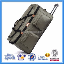 2015 huge capacity travel trolley luggage bag with hot design,vantage luggage bag