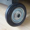 6 inch solid wheels
