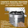 Tortila Roti Making machine