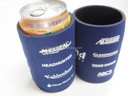 2015 Hot Popular Custom Logo Printed Insulated Neoprene Beer Stubby Cooler,Beer Holder,Beer Koozie