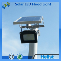 IP67 led outdoor flood light / tunnel light solar system led flood light