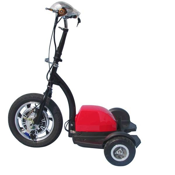 2015 Lithium Electric Scooter Three Wheel Electric