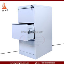 Standard 3 Drawer Cabinet A4 Version Metal Office Filing Furniture Made In China 3 Drawer Fireproof Filing Cabinet