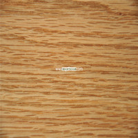 natural red oak solid wood flooring for Interior Use