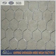 Anping shengsen hexagonal chicken wire mesh