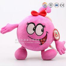 Top popular lovely cartoon stuffed plush doll