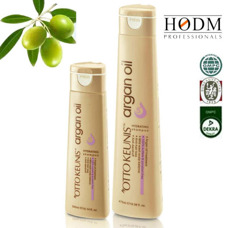 Marcas de champú orgánicos naturales con productos de cuidado del cabello champú para el cabello aceite