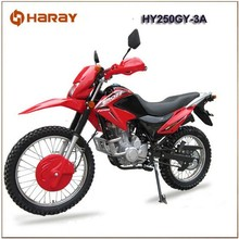 2015 best selling china dirt bike Off Road Motorcycle HY250GY-3A for sale