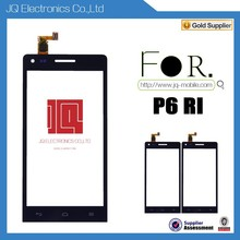 Mobile phone android lcd touch screen digitizer glass panel for Huawei P6