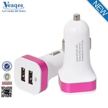 Veaqee wholesale mini usb car charger for all smart phone promotional