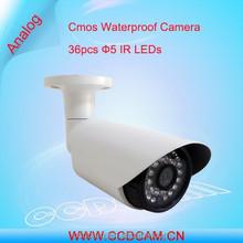 2015 HOT Outdoor Waterproof IP66 1200TVL CMOS IR Security Camera Factory Price Wholesale