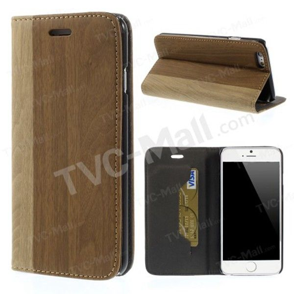 Mobile Phone Flip Leather Case For Apple iPhone 6 Accessory