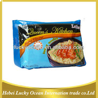palm oil fried 75g fast noodle in bag