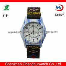 de moda de moda de lujo de cuarzo señora reloj de pulsera reloj
