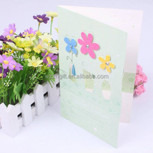 high end wedding favors card