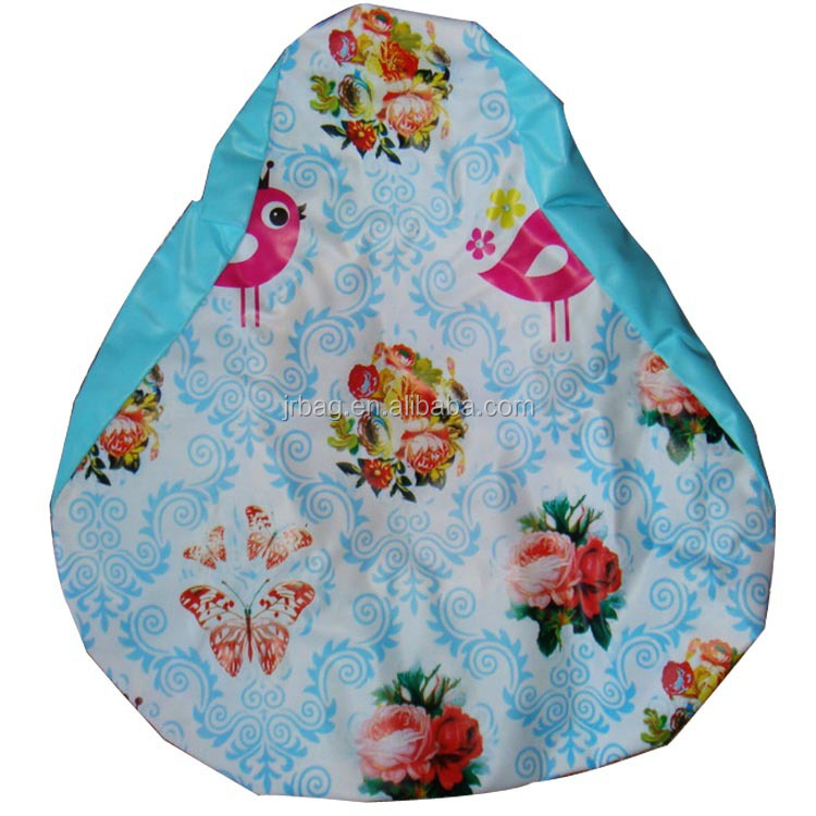 Lovely bike saddle covers as promotion gifts for kids