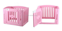 garden plastic pet fence,plastic pet pen for play at garden