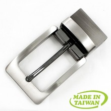 High quality alloy reversible nickel free leather buckle