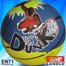coloful basketball equipment /coloful basketball manufacturer