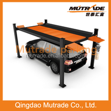 China Mutrade Hydro parking hoist in floor car lift