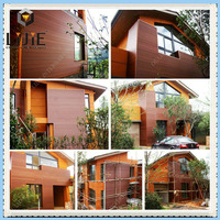 Composite Panel Exterior hpl wall cladding system