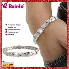 Strengthens the body titanium bracelet germanium
