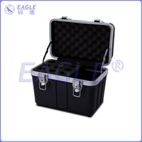 Durable customized ABS Suit equipment y microphone case