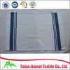 kitchen textile plain white cotton tea towel wholesale (many design for choose)