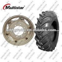Tractor Front Wheel W10x24 For Tyre 11.2-24