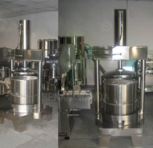 Wanda hydraulique froide presse apple presse-agrumes / hydraulique apple extracteur de jus