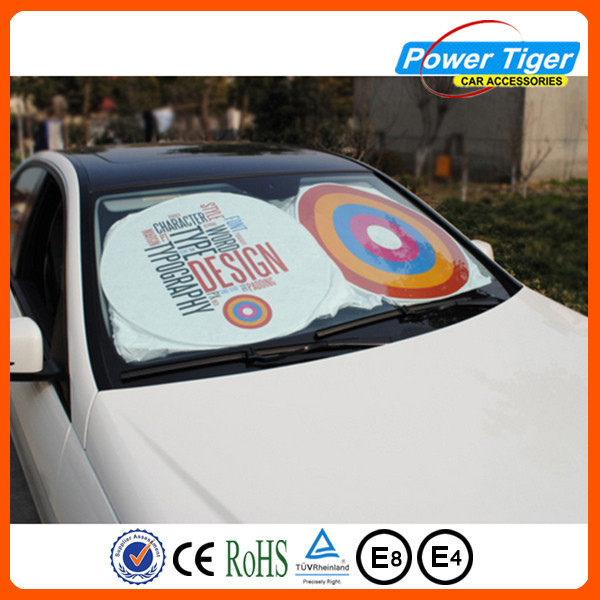 Modificado para requisitos particulares universal plegable - Parasol coche cars ...