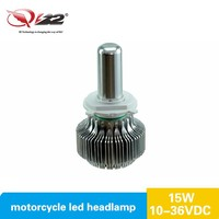 15W motorcycle headlights led promotion sale