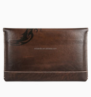 Promotional prices leather case flip cover for iPad mini