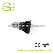 3 years guarantee high power high quality 7w 9w CE ROHS epistar chip led bulb accessories