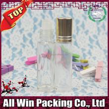 roll on glass bottle/ perfume bottle supplier/ refillable perfume bottle