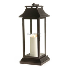 normal styles iron glass lantern best selling items