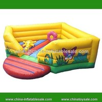 China inflatable animal toy inflatable bouncer/Air Bouncer Inflatable Trampoline