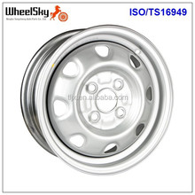 13inch Steel Wheel 13x5.5 4x100 for Passenger Car