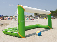 Factory wholesale adult beach games inflatable football ground
