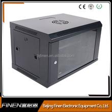 500mm Depth Audio/Video rackmount 6U Network Cabinet