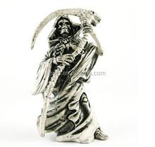 King of Ghosts skeleton keychain skull keychain