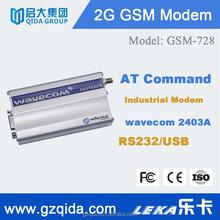 Industrial GSM GPRS modem bulk send sms for LED screen