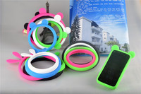 New Arrival Bumper Flexible Soft Silicone Rabbit Gel Case For Apple iPhone 6