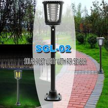 Solar Energy Led Light Motion Sensor Night Light