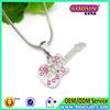 Womens stylish alloy necklace,Handmade Crystal Pendant Necklace,Fashionable Necklace #13397