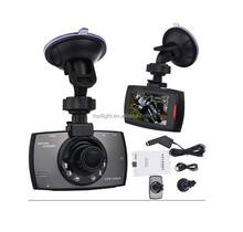 2.7 Inch LCD Screen Car DVR Vehicle Dash Cam Video Camera Recorder Novatek 96620 Chipset G30 G90